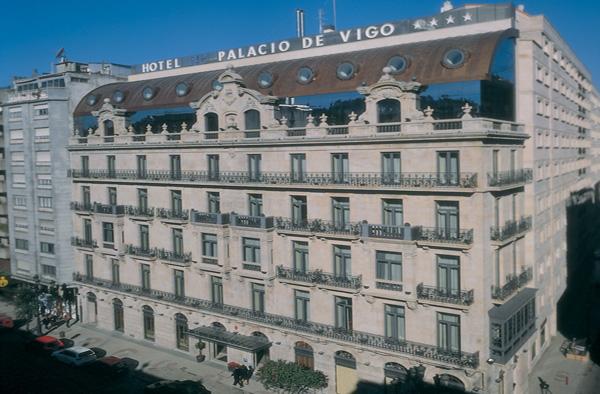 Hotrel NH Palacio de Vigo